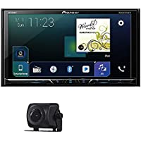 PIONEER AVH-2300NEX 2-DIN 7 DVD CD RECEIVER BLUETOOTH APPLE CARPLAY & ANDROID ND-BC8 Universal Rearview Backup Camera