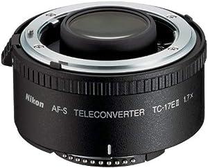 Nikon AF-S FX TC-17E II (1.7x) Teleconverter Lens with Auto Focus for Nikon DSLR Cameras