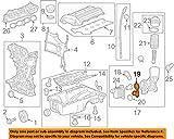 General Motors 55565385, Engine Oil Cooler Gasket