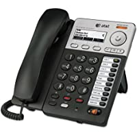 AT&T - Syn248 SB35025 Corded Deskset Phone System, For Use with SB35010 Analog Gateway SB35025 (DMi EA