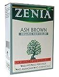 Zenia Organic Henna Hair Color Ash Brown 100g