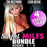 Sinful MILFs Bundle 1: Books 1 - 4 | Tori Westwood