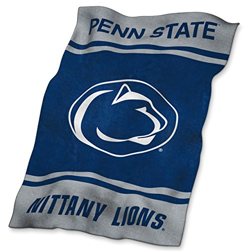 Logo Chair NCAA Penn State UltraSoft Blanket by Logo