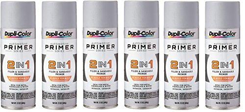 Dupli-Color ® EDAP17007 Filler Primer - 12 fl. oz. (6) by Dupli-Color ® (Image #1)