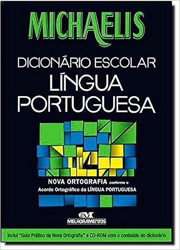 dicionario lingua portuguesa michaelis