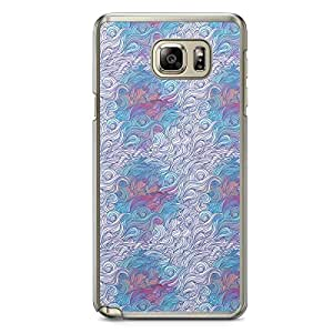 Hairs Samsung Note 5 Transparent Edge Case - Design 19