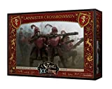 CMON  A Song of Ice & Fire: Tabletop Miniatures Game - Lannister Crossbowmen