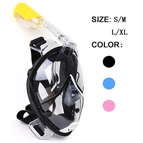 Panoramic snorkeling Anti Leak Inserting Breathing product image