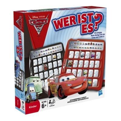 Hasbro 28972   Cars 2 Wer ist es ?: Amazon.de: Spielzeug