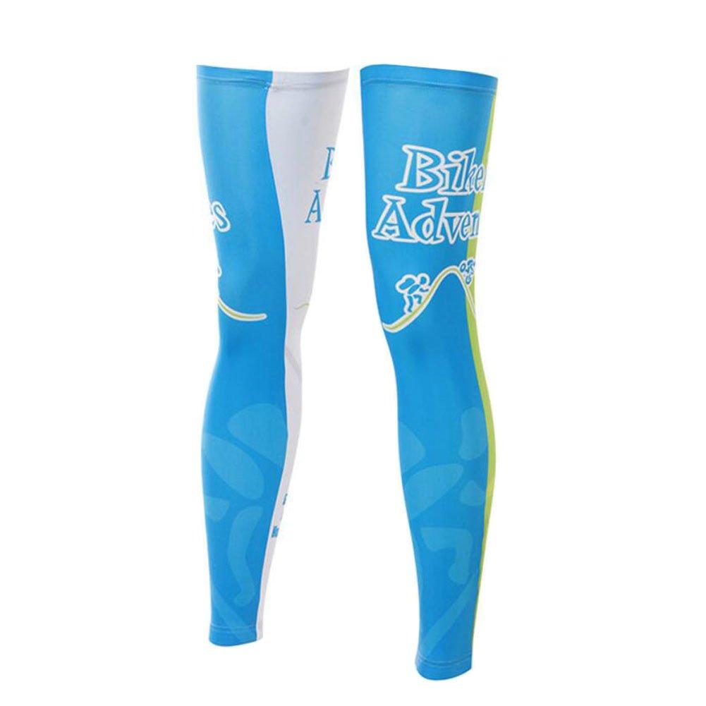 UPF 50 +サイクリング/ハイキング/実行/バスケットボール/ゴルフ/釣りLeg Sleeves xxl-06   B01GI0LUEA