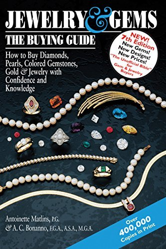 Jewelry & Gems_The Buying Guide: How to Buy Diamonds, Pearls, Colored Gemstones, Gold & Jewelry with Confidence and Knowledge (Jewelry & Gems: The Buying Guide (Paperback))