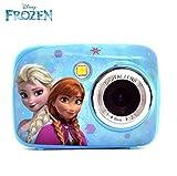 Compact Mädchen Digitalkamera für Kinder / Kinder Disney Gefrorenes mit Anna, Elsa (Gefrorenes 10MP Kamera)