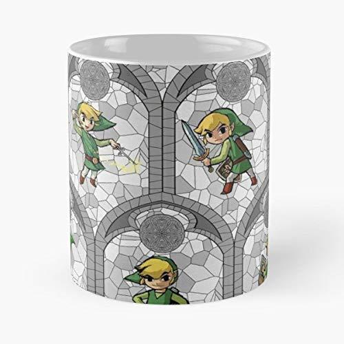 Legend Of Zelda Link Toon Wind Waker - Best Gift Coffee Mugs ...