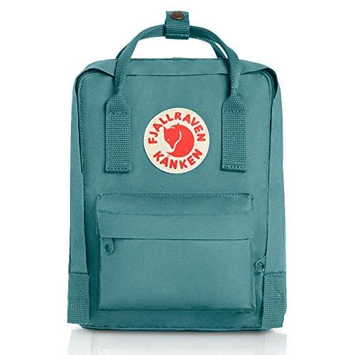 Fjallraven Kanken Mini Daypack, Frost Green