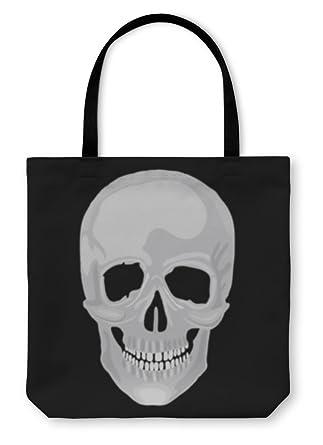 Gear New Shoulder Tote Hand Bag 22972GN Human Skull Model