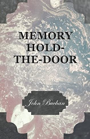 book cover of Memory Hold-the-Door