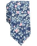 Original Penguin Men's Bimini Floral Tie, Blue/Navy, One Size
