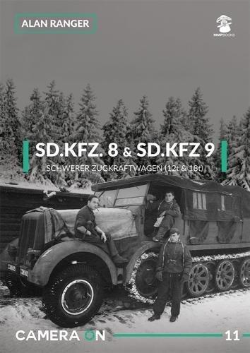SD.Kfz. 8 & SD.Kfz. 9 Schwerer Zugkraftwagen (12t & 18t) (Camera on) por Alan Ranger