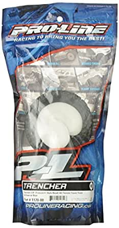 """Pro-Line Racing 1170-00 Trencher 2.8"""" (Traxxas Style Bead) All Terrain Truck Tires"""