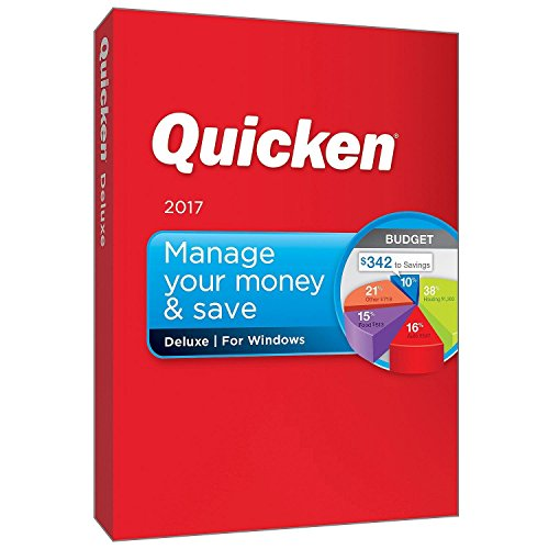 Quicken Deluxe 2017