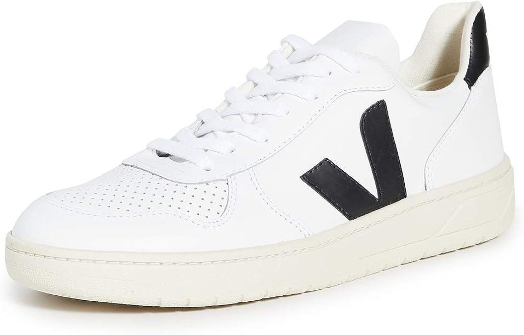 puerta fuego Integración  Amazon.com | Veja Men's V-10 Sneakers | Fashion Sneakers