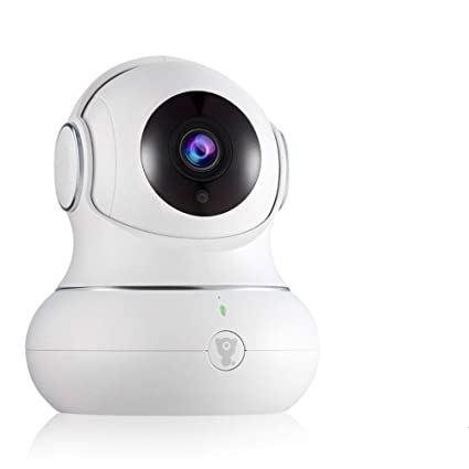 Ancoree LittleIf Wireless 1080p IP WiFi CCTV, Cámara de Seguridad Interior con Almacenamiento en la