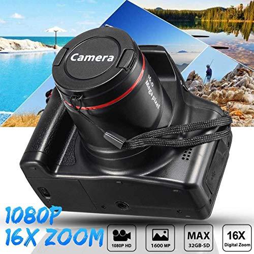 720P 16X Zoom New Digital Camera Convenient Handheld DVR Wedding Record DV Flash Lamp Recorder