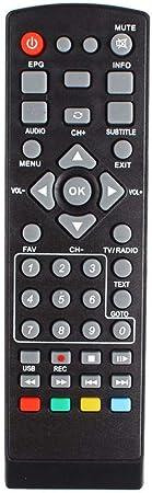 Febelle - Mando a Distancia Universal para TV DVB-T2: Amazon.es ...