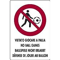 PIXLEMON Cartel 30 x 20 Prohibido Jugar a