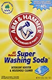 Arm & Hammer Super Washing Soda, 55 oz, 2 pk