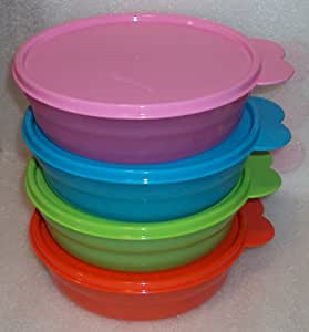Amazon.com | Tupperware Impressions Microwave Cereal Bowls