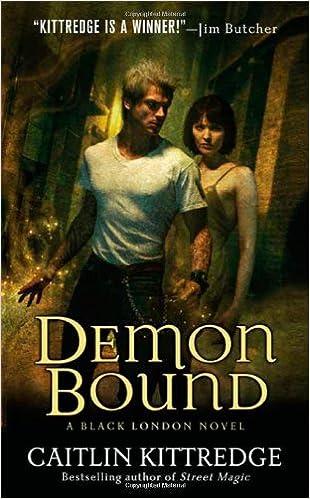 Demon Bound Black London 2 By Caitlin Kittredge