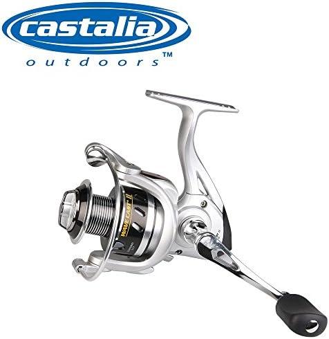 Castalia Wave Cast II 3500 FD – Carrete para pesca a Spinning ...