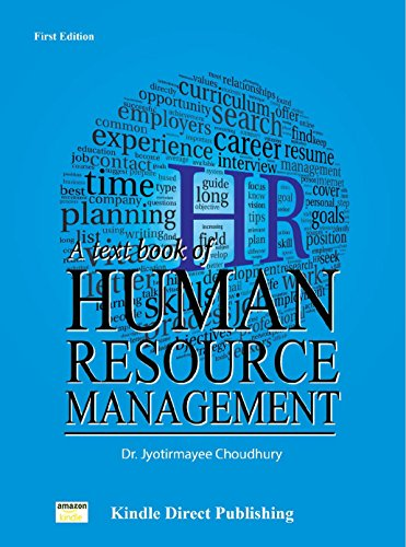 A Text Book on Human Resource Management (1) (English Edition)