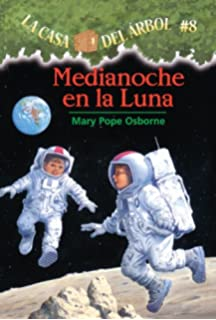 Medianoche En La Luna (Midnight On The Moon) (Turtleback School & Library Binding