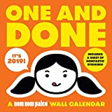 #10: One and Done: A Nom Nom Paleo 2019 Wall Calendar