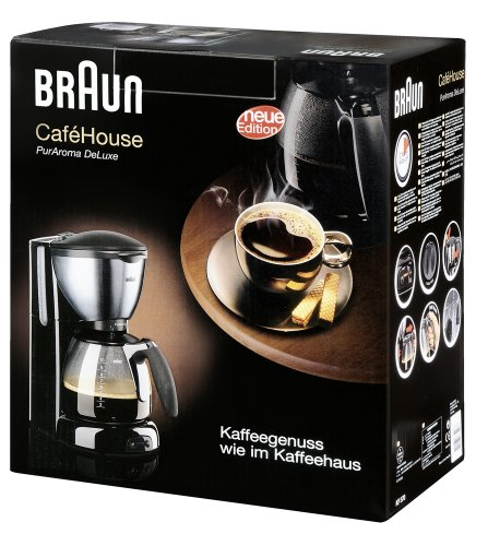 Braun Coffee Maker 110 Volt : Braun KF570 10-Cup Coffee Maker, 220-240 Volts (Non-USA Compliant) - Coffee Pigs