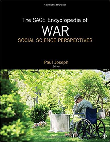 Znalezione obrazy dla zapytania The SAGE Encyclopedia of War: Social Sciences Perspectives