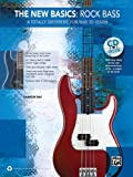 The New Basics -- Rock Bass, Alfred Publishing Staff, 0739088858