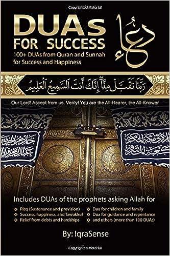 DUAs for Success: 100+ DUAs (prayers and supplications