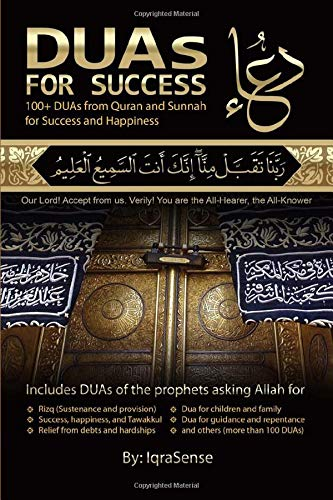 Buy DUAs for Success: 100+ DUAs from Quran and Hadith Book