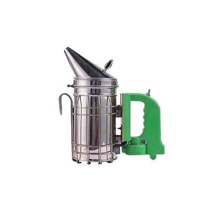 Licuadora de acero inoxidable con gancho colgante.: Amazon.es: Belleza