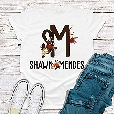 Shawn The Flowers Mendes Shirt, Shawn-Mendes Album Gift For Fans Unisex T-shirt - Premium T-shirt - Hoodie - Sweater - Long Sleeve - Tank Top