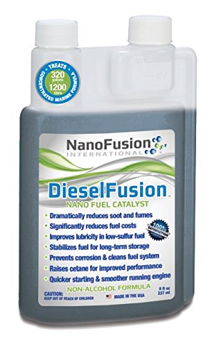 Dieselfusion   Advanced Fuel Technology 8Oz