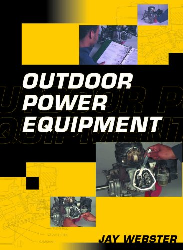 Outdoor Power Equipment (ED Version) (Small Engine Repair) Pdf