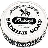 Fiebing Company Saddle Soap, Black, 12 Ounce