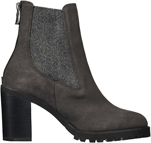 Ankle Suede Boot Women's Laundry Charcoal Jersey Chinese v6FtwqF