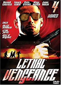 Lethal Vengeance 4 Movie Pack