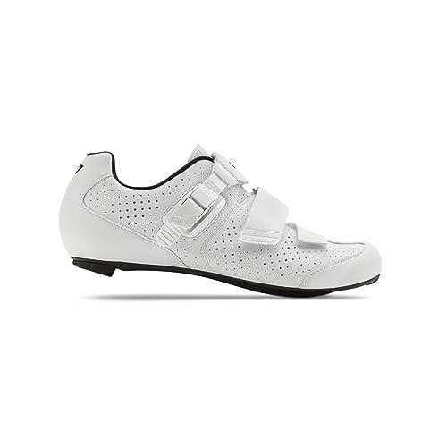 Giro Trans E70 - Zapatillas ciclismo carretera Hombre - blanco Talla 42 2016