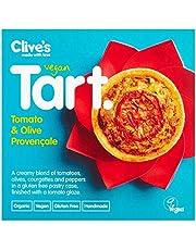 Clive's Tarta Provenzal Orgánica De Tomate Y Oliva 190g (Pack de 6)